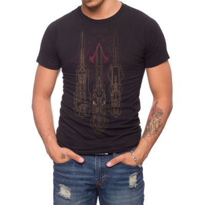 Assassin's Creed Movie Blades T-Shirt