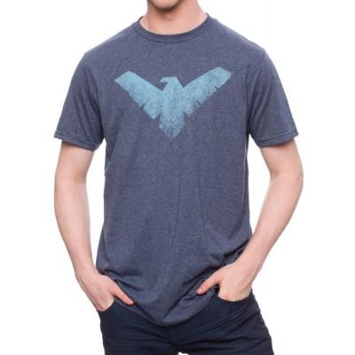 Nightwing Vintage Logo T-Shirt