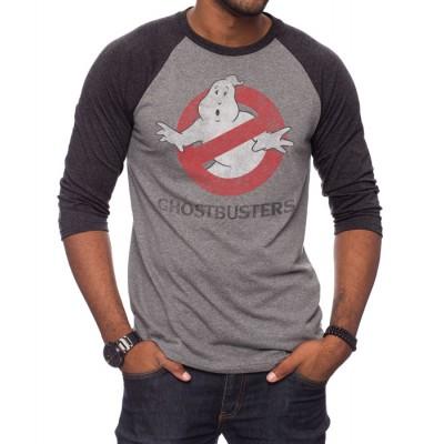 Ghostbusters Who You Gonna Call Raglan