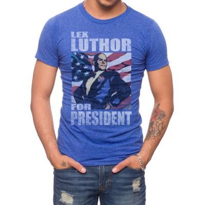 Lex Luthor For President T-Shirt