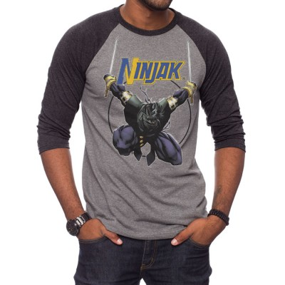 Ninjak Classic Raglan