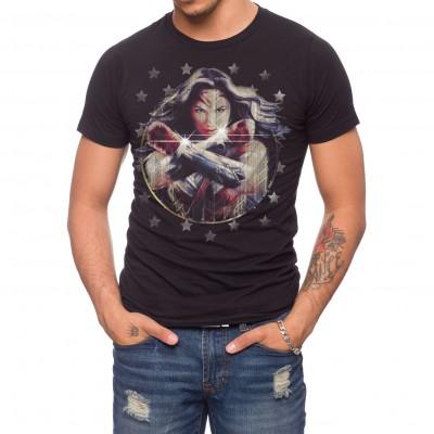 Wonder Woman Movie Pose T-Shirt