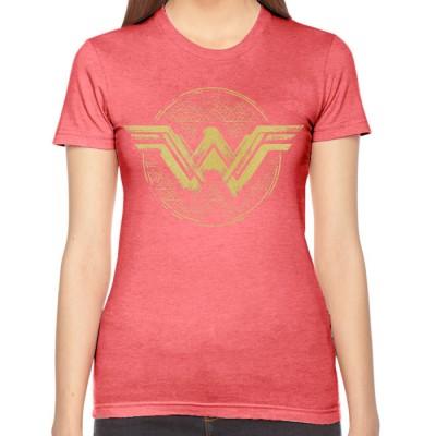 Wonder Woman Movie Logo Women's T-Shirt