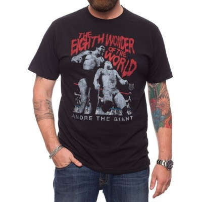 Wwe Andre The Giant Eight Wonder T-Shirt