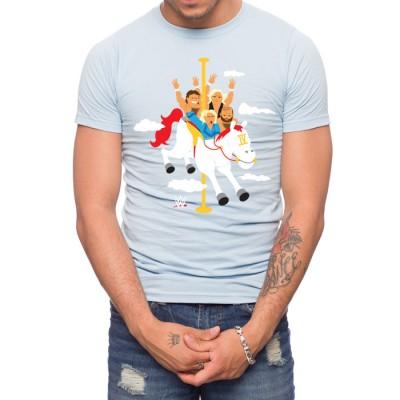 Wwe Four Horsemen T-Shirt