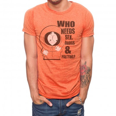 South Park Sex Drugs & Party T-Shirt