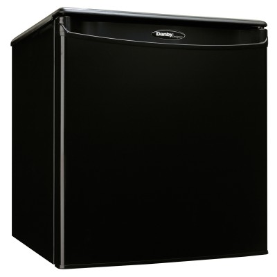Danby 1.7 cu. ft. Compact Refrigerator, Black