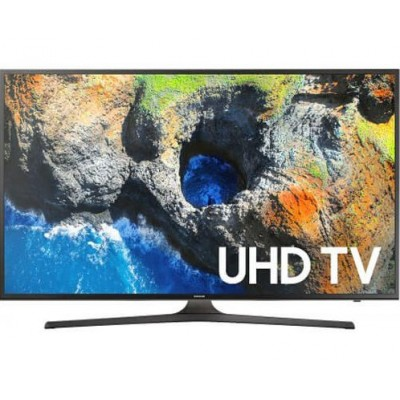 Samsung UN40MU6300 40? Smart 4K UHD HDR LED TV (UN40MU6300FXZC)
