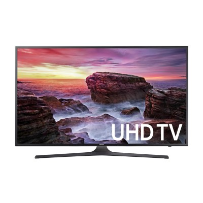 Samsung UN50MU6070 50? 4K UHD with Wi-Fi Smart TV (UN50MU6070FXZC)