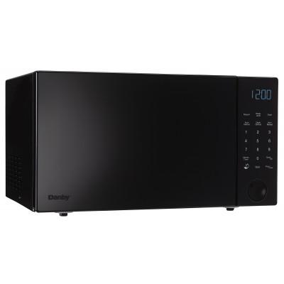 Danby Nouveau Wave 1.2 cu. ft. Microwave, Black