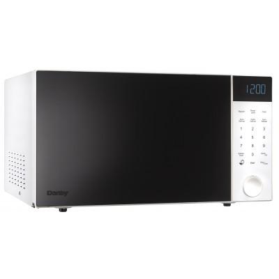 Danby Nouveau Wave 1.2 cu. ft. Microwave, White