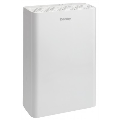 Danby 170 sq. ft. HEPA Air Purifier, White