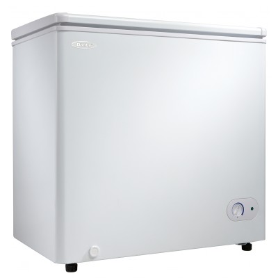 Danby 5.5 cu. ft. Chest Freezer, White