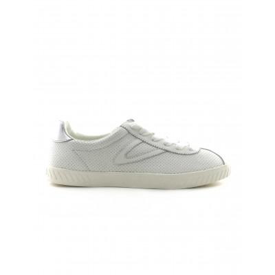 Tretorn Women's Camden 2 Shoe in Silver