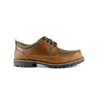 Dockers Men's Dozier Shoe in Dark Tan