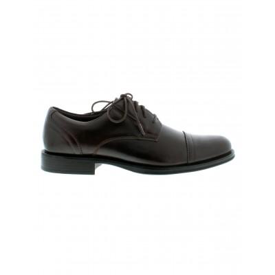 Dockers Men's Garfield Shoe in Dark Brown