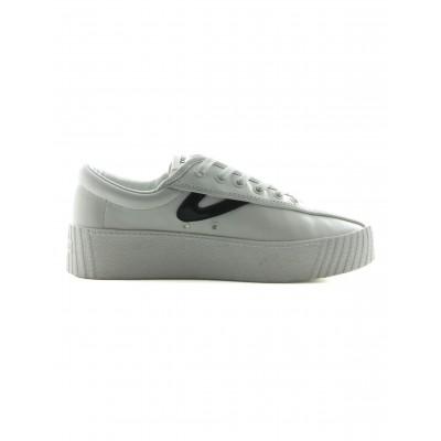 Tretorn Women's Nylite 2 Shoe in White and Black