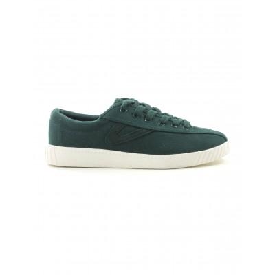 Tretorn Women's Nylite Plus Shoe in Dark Green