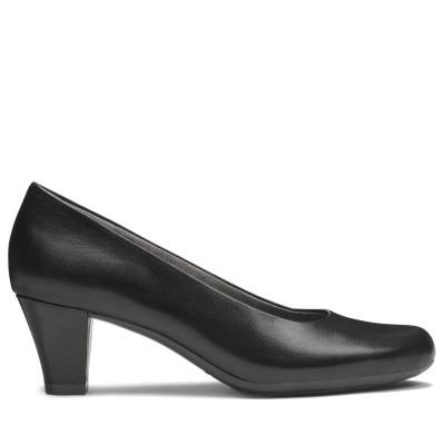 Aerosoles Women's Shore Thing Heel in Black