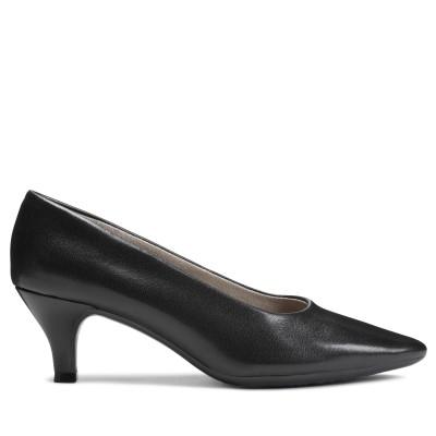 Aerosoles Women's Stardom Heel in Black