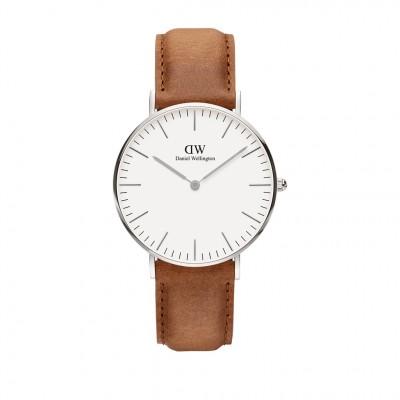 Women's Daniel Wellington Durham 36mm Watch Silver