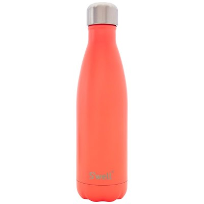S'well Satin Water Bottle in Birds of Paradise