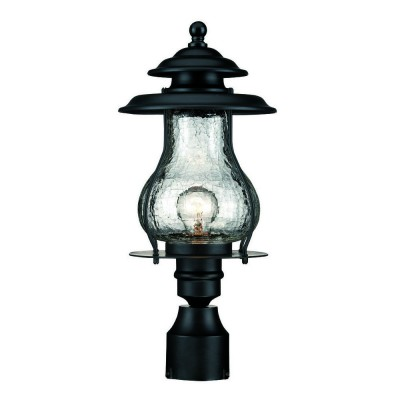 Blue Ridge 1-Light Post Mount Outdoor Lantern