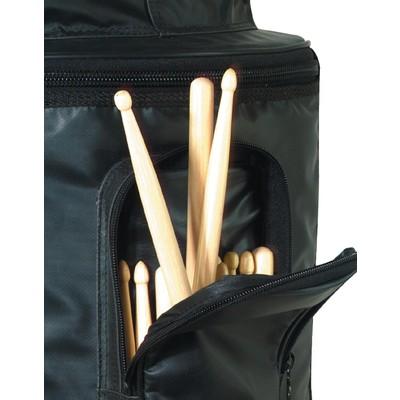 "Gig Bag Drum RockBag Premium 8""x8""/10""x9"" - Black - RockBag - RB 22630 B"