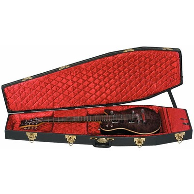 Case Guitar Electric Casket - Black