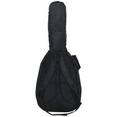 Gig Bag Guitar Classical RockBag Student - Black - RockBag - RB 20518 B