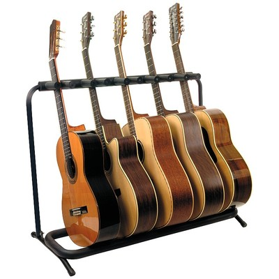 Stand Guitar RockStand for 5 Acoustic/Classical - Black - RockStand - RS20871B/2