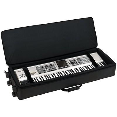 RockCase Deluxe Keyboard Case -  51x15x6, Black - RockCase - RC 21519 B
