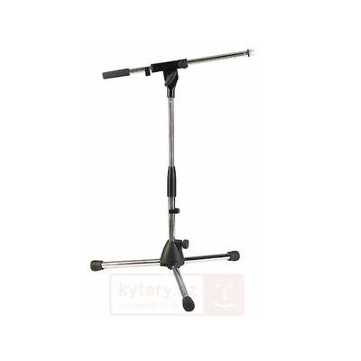 "Stand Mic RockStand 50-70cm/19.7-27.5"" - Nickel - RockStand - RS 20771 NK"