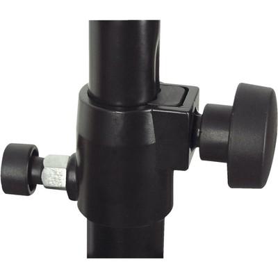 Stand Speaker RockStand Distance Tube w/Locking System - Bla - RockStand - RS 28220 B