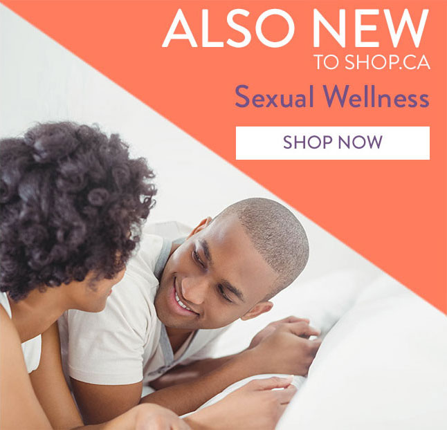 Also New to SHOP.CA Sexual Wellness