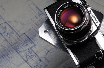 An Olympus Digital Camera
